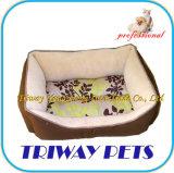Alta Quaulity Soft perro gato mascota WY101086-1cama (A/C)