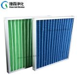 El sistema HVAC filtro plegado de malla de prefiltro plegable