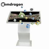 La publicidad de tipo horizontal de 32 pulgadas Reproductor Publicidad Bluetooth Reproductor con certificado ISO9001 LCD Full HD Fotos Ad mayorista Player MediaPlayer