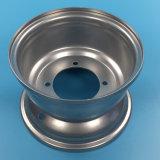 """卸し売り8X5.5 """"銀製カラーATVのための鋼鉄車輪の縁"""