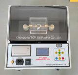 Verificador da força dieléctrica do petróleo da isolação (DYT-2)