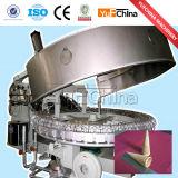 Disque directement produit de cône de crême glacée d'usine faisant le prix de machine