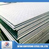 lamiera Checkered/impressa dell'acciaio inossidabile 201 304 316 di acciaio