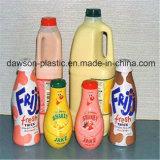 500ml 1L HDPE Nahrungsmittelflaschen-automatische Plastikblasformen-Maschine