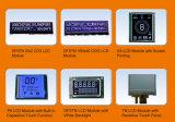 """0.91 """" Blauwe OLED die Vertoning 14pins FPC SSD1306 voor MP3 Apparaat solderen"""