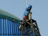 1*1200 Cstr + 1*600 reactores UASB planta de biogás