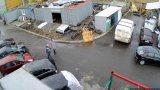 câmera ao ar livre do CCTV de Ahd da prova da água 720p