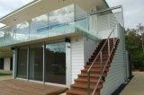 балюстрада Railing держателя стороны Tempered стекла 15mm стеклянная/стеклянных с стандартом Австралии