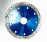 La hoja de sierra de diamante (cerámica cortador)