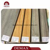 Plancher arrière sec en bois de PVC Lvt Vinly de glissade de /Anti de configuration