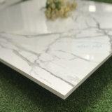 Video europäische Bedingung 1200*470mm poliert oder Babyskin-Matt-weiße Marmorwand-oder Fußboden-Keramik-Oberflächenfliese (VAK1200P)