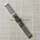 18mm 20mm 22mm 24mm de Band van het Horloge van het Netwerk van het Roestvrij staal