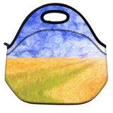 Sac à lunch de dessins animés étudiants Portable sac de voyage étanches Boîte à lunch
