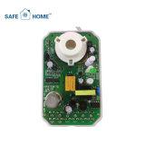 Home Safety LPG Gas Detector de fuite Prix Travailler avec la vanne d'arrêt