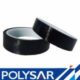 El doble negro de la película adhesiva echó a un lado cinta para los productos electrónicos