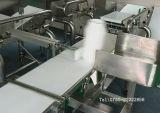 Machine en ligne de peseur de vérification de bande de conveyeur