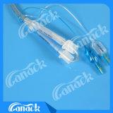 Пробка медицинского шприца поставщика Endobronchial пластичного устранимая с тумаком