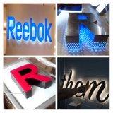 60lm LEIDENE 0.72W SMD2835 Module voor het de AcrylVertoning van het Embleem Sign/LED/Teken van de Reclame/Signage van de Bouw/Lichte Doos