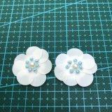 Accessorio 002 dell'indumento del fiore del Sequin