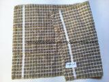 Productos OEM Custom T/C CVC 80% algodón afelpado controles verde Plato de Cocina Jacquard de paño de cocina