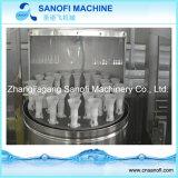 De halfautomatische Wasmachine van de Fles met Wassende Post 24