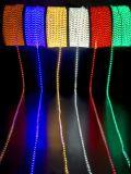 110V, 220V Corda de LED de alto brilho de luz de cor amarela