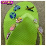 Цинкового сплава DIY Flip флоп обувь декорации Shoelace широким спектром услуг