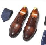 La clásica Mens prepárate para la boda Zapatos de Vestir Zapatos Derby