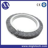 Brosse industrielle personnalisé abrasifs Brosse brosse en spirale pour l'exclusion de polissage-100009 (E)