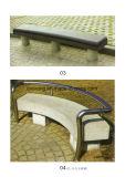 De milieuvriendelijke S-vormige Bank van de Steen van het Graniet van de Sesam van het Type Witte