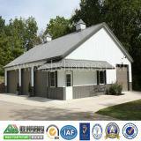 Villa d'acciaio prefabbricata di alta qualità di Shengbang