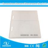 125kHz TK4100 ID de proximidade RFID Clamshell Cartões cartões grossos