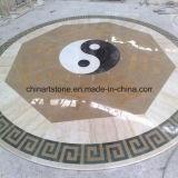 中国ホテルのロビーのための大理石パターンタイル
