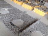 Bovenkant van Countertop&Vanity van de Keuken van het Graniet van de Huid van de tijger de Witte