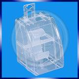 Внутри рисбермы выберите окно пластичной коробки вахты