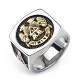 Мода украшения панк-Man кольцо из нержавеющей стали Ювелирные изделия