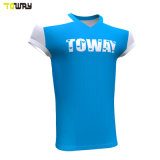 изготовленный на заказ  молодежи американского футбола футболках NIKEID