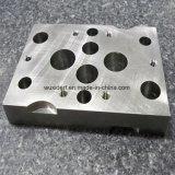 Plaque de soupape en acier estampillé de métal pour l'industrie du compresseur