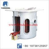 Acier/l'électricité industrielle de fer si le chauffage par induction Four (500 KG/400KW)