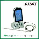 RF433 MHz funcional termómetro de cocina con temporizador de Ot5558