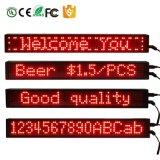 Caldo! Sconto di promozione! Colore del chip del tubo P4.75-8X80 (38X380mm) 1r e visualizzazione di programmazione dell'interno del segno di uso LED