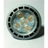 60 Birnen-Beleuchtung des Grad-3030 MR16 Gu5.3 GU10 5W 3000K des Punkt-LED