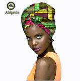 Les femmes Imprimer Max foulard africain/tête de l'Afrique Wrap