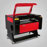 CNCのルーターの回転式軸線の60Wレーザーの彫版機械