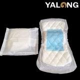Super descartáveis almofada sanitárias Maternidade absorvente fralda Senhoras Maternidade elástico da mulher