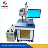 Laser die en op Elk Type van Metaal of Legering van Ss van het Staal aan Aluminium merken graveren
