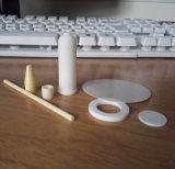 Pezzi di ricambio di ceramica Ivory dell'allumina di resistenza Al2O3 della pressione e di temperatura elevata