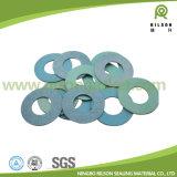 Non-Metallic empaquetadura plana para el sellado de industriales (RS7).