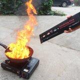 Tipo estintore di goccia per il fuoco dell'olio della cucina