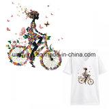 t-셔츠 도매업자를 위한 플라스티졸을 인쇄하는 주문 Gangsheet 열전달